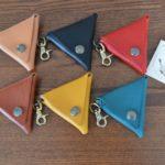 三角コインケースミニ1