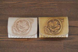 BOXミニ財布2種