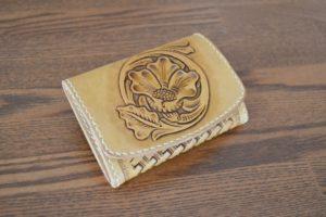 BOXミニ財布アンティーク2