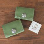 BOXミニ財布イタリアンレザー1