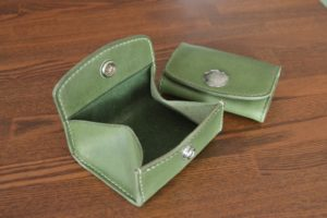 BOXミニ財布イタリアンレザー2