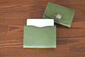 BOXミニ財布イタリアンレザー3